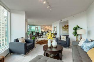 Photo 5: 604 837 2 Avenue SW in Calgary: Eau Claire Apartment for sale : MLS®# C4268169