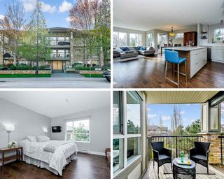 "Main Photo: 406 8717 160 Street in Surrey: Fleetwood Tynehead Condo for sale in ""Vernazza"" : MLS®# R2560579"