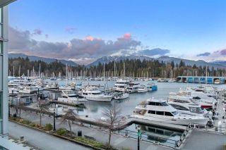 "Photo 11: 306 1717 BAYSHORE Drive in Vancouver: Coal Harbour Condo for sale in ""Bayshore Gardens"" (Vancouver West)  : MLS®# R2560893"