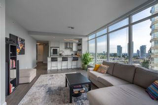 """Photo 14: 1402 520 COMO LAKE Avenue in Coquitlam: Coquitlam West Condo for sale in """"The Crown"""" : MLS®# R2619020"""
