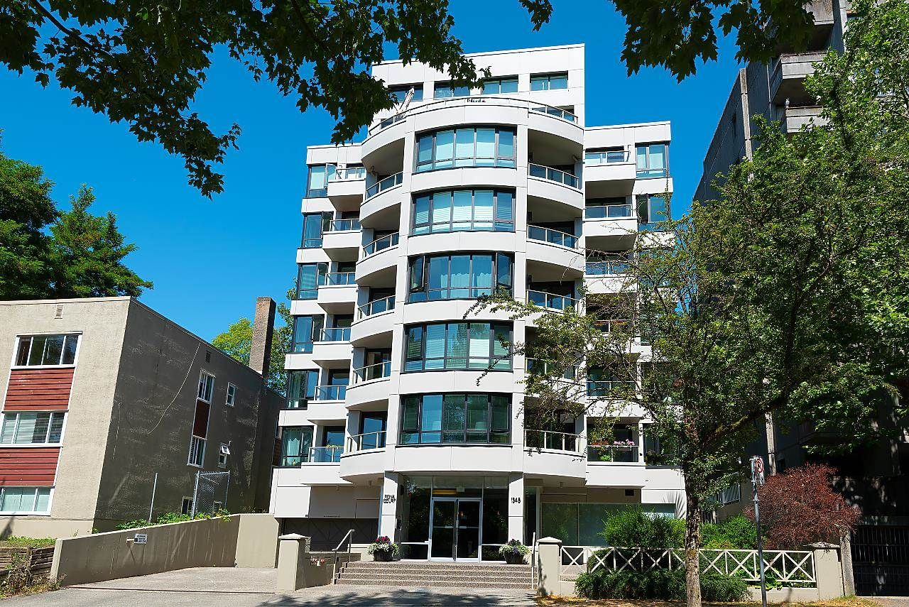 """Main Photo: 503 1345 BURNABY Street in Vancouver: West End VW Condo for sale in """"Fiona Court"""" (Vancouver West)  : MLS®# R2603854"""