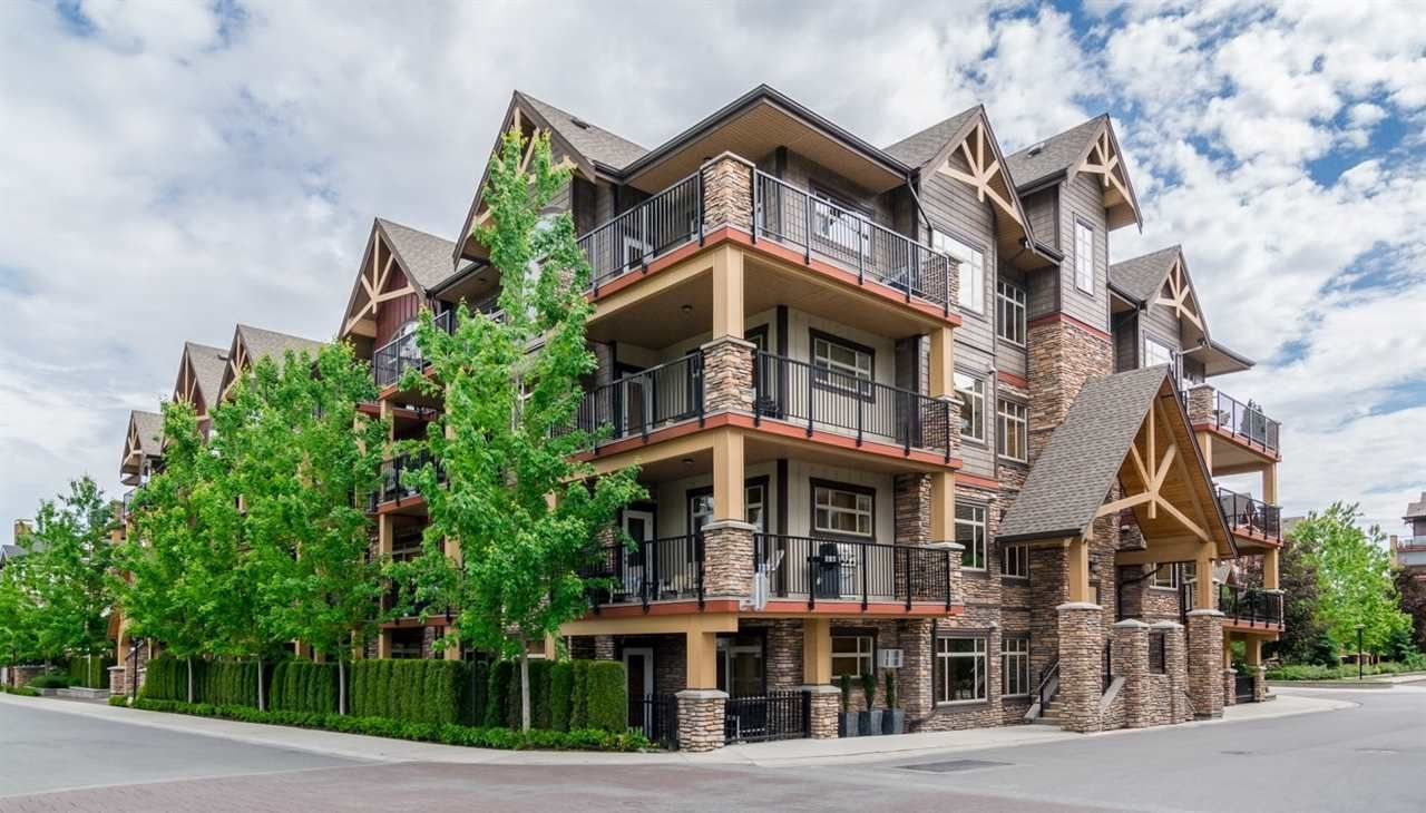 """Main Photo: 217 8328 207A Street in Langley: Willoughby Heights Condo for sale in """"Yorkson Creek"""" : MLS®# R2222527"""