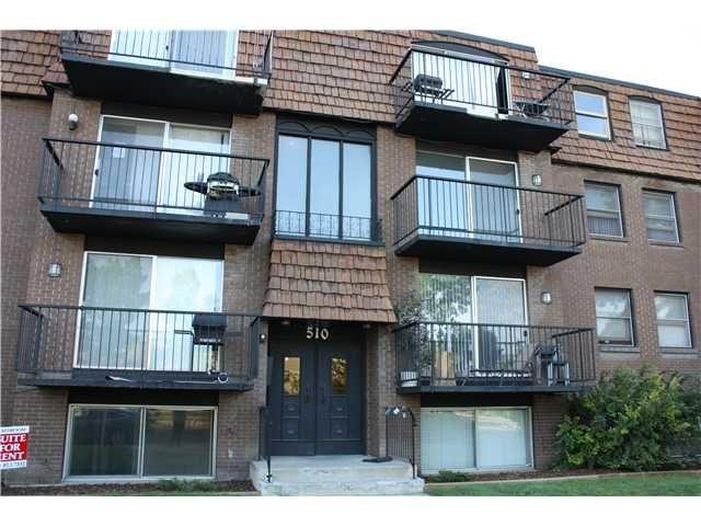 Main Photo: 208 510 58 Avenue SW in CALGARY: Windsor Park Condo for sale (Calgary)  : MLS®# C3436549