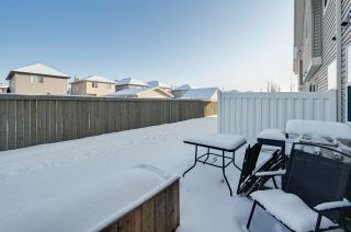 Photo 34: 11 230 EDWARDS Drive in Edmonton: Zone 53 Townhouse for sale : MLS®# E4226878