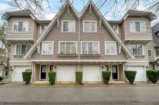 """Photo 1: 43 12778 66 Avenue in Surrey: West Newton Townhouse for sale in """"Hathaway Village"""" : MLS®# R2591446"""