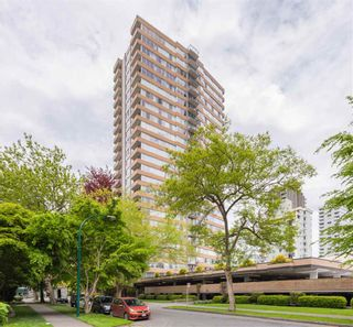 """Photo 2: 2201 2055 PENDRELL Street in Vancouver: West End VW Condo for sale in """"PANORAMA PLACE"""" (Vancouver West)  : MLS®# R2587547"""