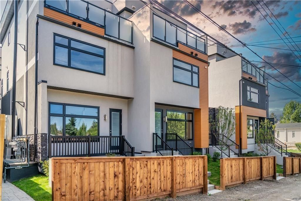Main Photo: 105 1632 20 Avenue NW in Calgary: Capitol Hill Row/Townhouse for sale : MLS®# A1068096
