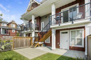 "Photo 23: 21 2150 SALISBURY Avenue in Port Coquitlam: Glenwood PQ Townhouse for sale in ""SALISBURY WALK"" : MLS®# R2508076"