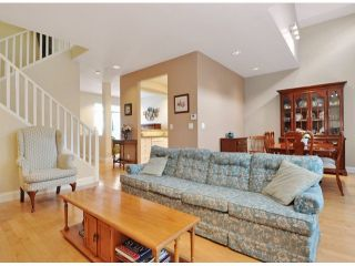 """Photo 7: 15 1506 EAGLE MOUNTAIN Drive in Coquitlam: Westwood Plateau Townhouse for sale in """"RIVER ROCK"""" : MLS®# V1099856"""