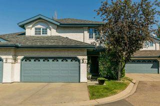 Photo 1: 120 OEMING Road in Edmonton: Zone 14 House Half Duplex for sale : MLS®# E4252455