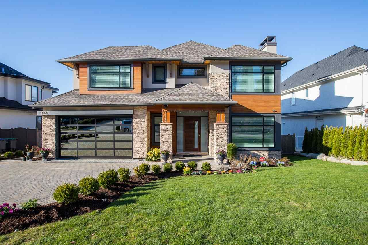 Main Photo: 16685 31 Avenue in Surrey: Grandview Surrey House for sale (South Surrey White Rock)  : MLS®# R2559069