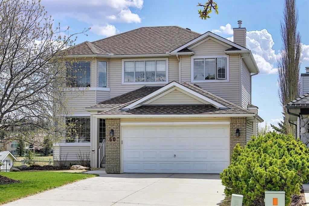 Main Photo: 60 Gleneagles Close: Cochrane Detached for sale : MLS®# A1108593