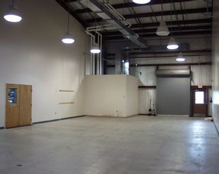Edmonton Industrial Warehouse Office Space Gross Lease Small Warehouse West South