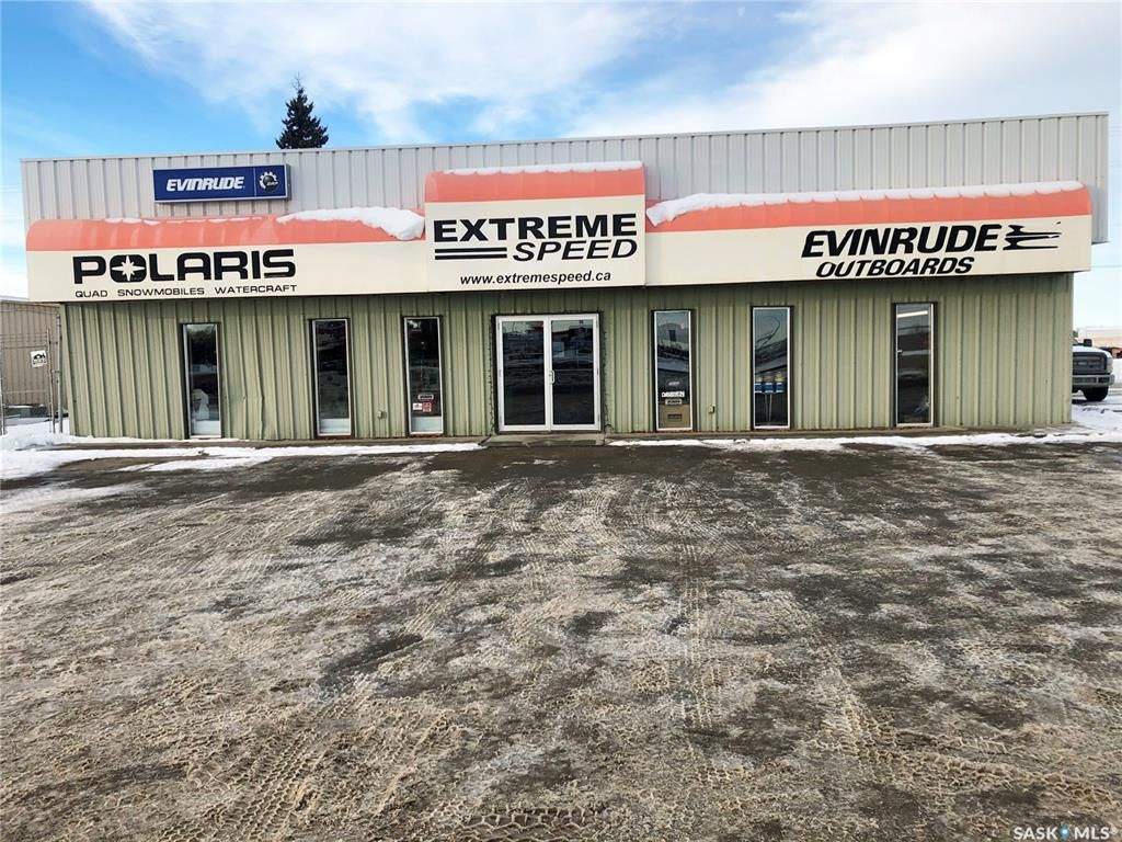Main Photo: 101 9th Street West in Meadow Lake: Commercial for sale : MLS®# SK837886