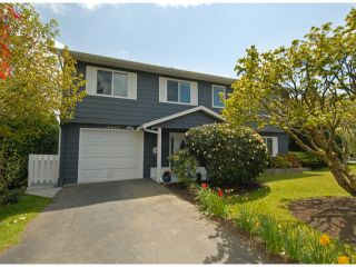 Photo 1: 15642 BROOME RD in Surrey: King George Corridor House for sale (South Surrey White Rock)  : MLS®# F1404505