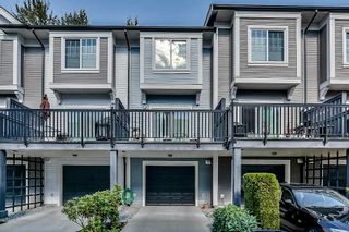 """Photo 2: 105 3010 RIVERBEND Drive in Coquitlam: Coquitlam East Townhouse for sale in """"WESTWOOD"""" : MLS®# R2109754"""