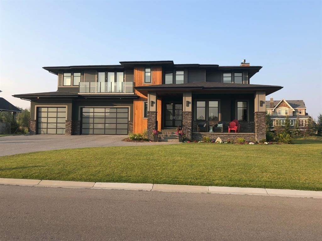 Main Photo: 107 LEIGHTON Lane in Rural Rocky View County: Rural Rocky View MD Detached for sale : MLS®# A1029238