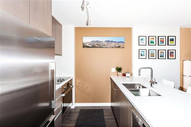 Photo 6: Photos: 607-1009 Harwood St in Vancouver: West End Condo for rent (Vancouver Downtown)