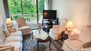 """Photo 6: 305 2008 FULLERTON Avenue in North Vancouver: Pemberton NV Condo for sale in """"WOODCROFT - SEYMOUR BUILDING"""" : MLS®# R2587288"""