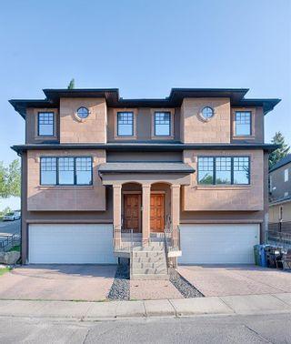 Main Photo: 101 38 Avenue SW in Calgary: Parkhill Semi Detached for sale : MLS®# A1124768