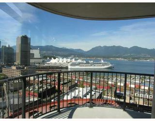 """Photo 9: 2310 128 W CORDOVA Street in Vancouver: Downtown VW Condo for sale in """"WOODWARDS W43"""" (Vancouver West)  : MLS®# V791001"""