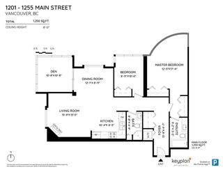 "Photo 31: 1201 1255 MAIN Street in Vancouver: Downtown VE Condo for sale in ""STATION PLACE"" (Vancouver East)  : MLS®# R2464428"