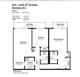 Photo 16: 215 7428 19TH AVENUE in Burnaby: Edmonds BE Condo for sale (Burnaby East)  : MLS®# R2399344