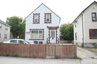 Photo 1: 246 Selkirk Avenue in Winnipeg: North End Residential for sale (4A)  : MLS®# 202117843