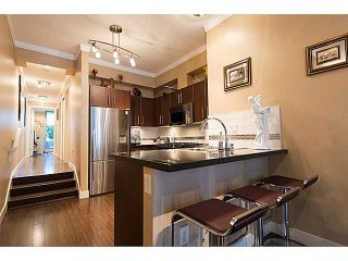 """Photo 8: 585 W 7TH Avenue in Vancouver: Fairview VW Townhouse for sale in """"AFFINITI"""" (Vancouver West)  : MLS®# V1007617"""