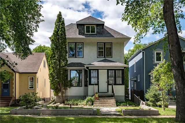 Photo 1: Photos: 114 Cobourg Avenue in Winnipeg: Glenelm Residential for sale (3C)  : MLS®# 1921524