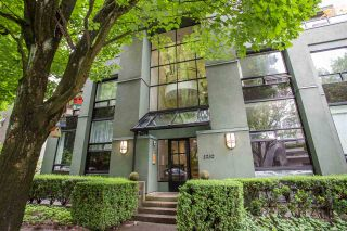 """Main Photo: 205 1232 HARWOOD Street in Vancouver: West End VW Condo for sale in """"Harwood Terrace"""" (Vancouver West)  : MLS®# R2592907"""