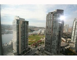 Photo 1: 2601 1483 HOMER Street in Vancouver West: Home for sale : MLS®# V677481