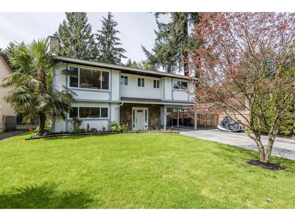 Main Photo: 3561 MURCHIE Place in Port Coquitlam: Woodland Acres PQ House for sale : MLS®# R2162530