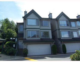 """Photo 1: 34 7465 MULBERRY Place in Burnaby: The Crest Townhouse for sale in """"SUNRIDGE"""" (Burnaby East)  : MLS®# V744555"""