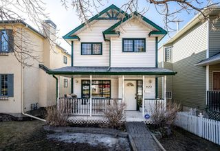 Main Photo: 923 Drury Avenue NE in Calgary: Bridgeland/Riverside Detached for sale : MLS®# A1089179