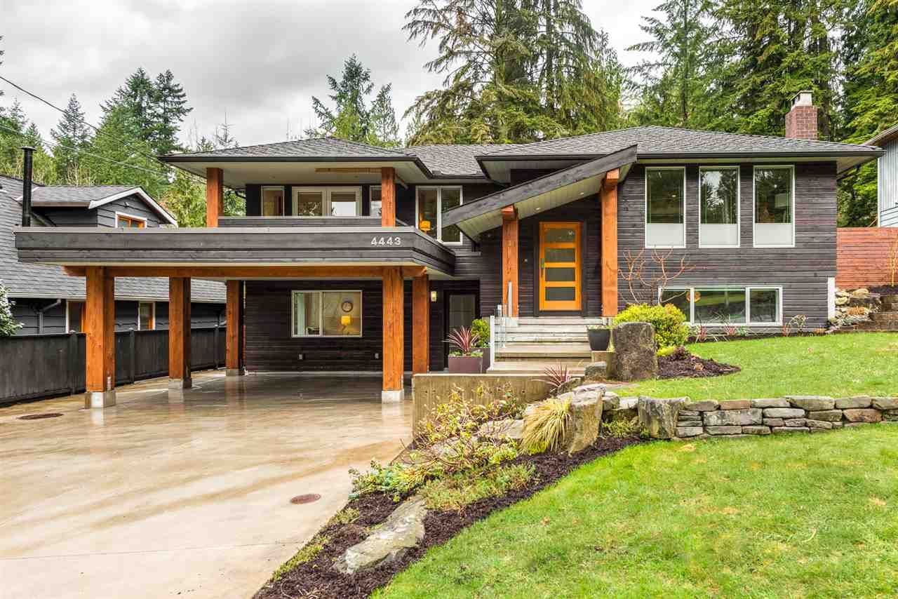 Main Photo: 4443 GLENCANYON DRIVE in North Vancouver: Upper Delbrook House for sale : MLS®# R2158140