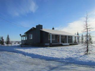 "Photo 1: 14822 ROSE PRAIRIE Road in Fort St. John: Fort St. John - Rural W 100th House for sale in ""NORTH PINE"" (Fort St. John (Zone 60))  : MLS®# R2335968"