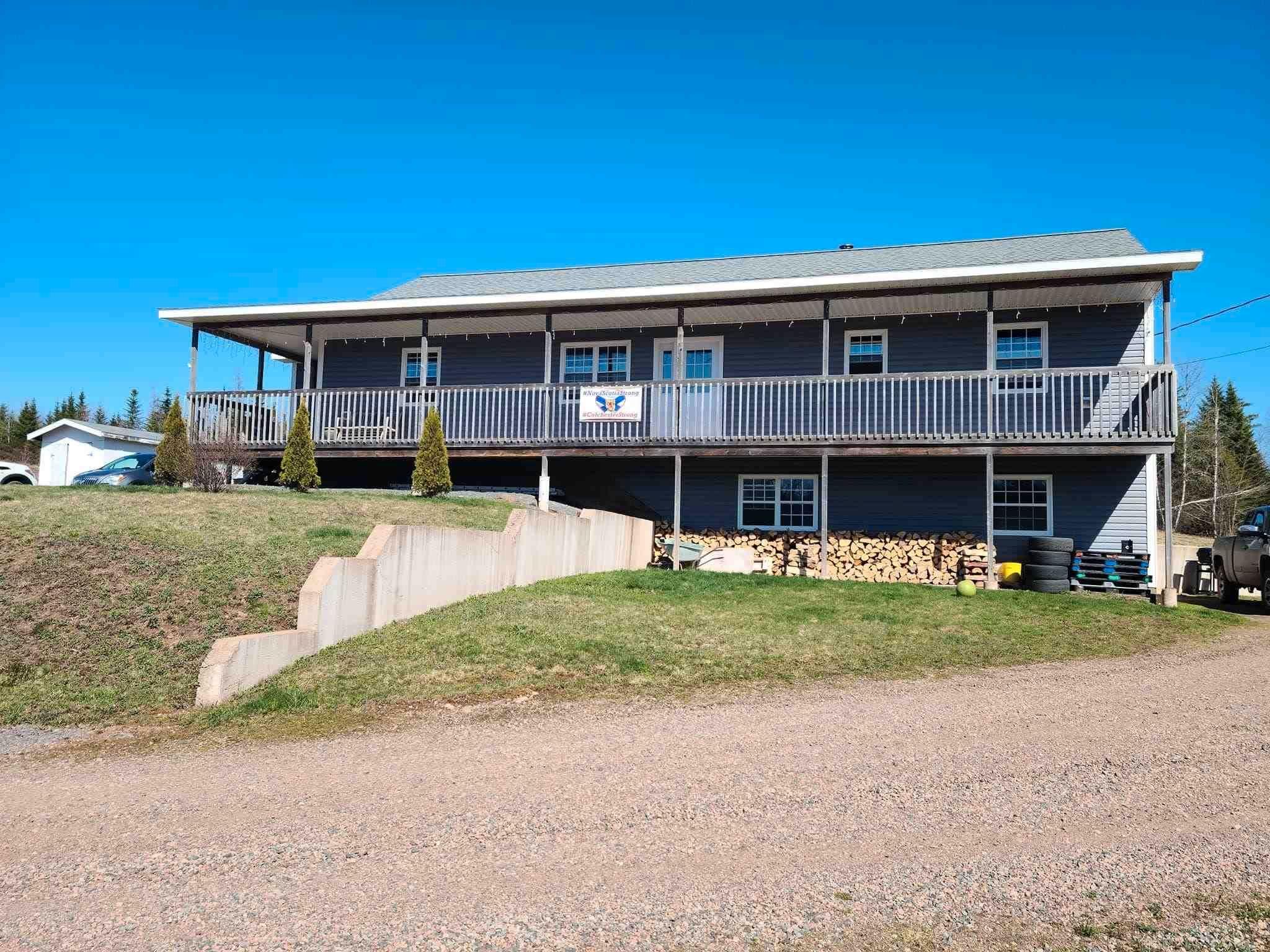 Main Photo: 654 Reid Road in Debert: 104-Truro/Bible Hill/Brookfield Residential for sale (Northern Region)  : MLS®# 202110694