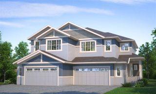 Photo 1: 3707 2 Street in Edmonton: Zone 30 House Half Duplex for sale : MLS®# E4244694