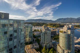 """Photo 28: 2701 1499 W PENDER Street in Vancouver: Coal Harbour Condo for sale in """"WEST PENDER PLACE"""" (Vancouver West)  : MLS®# R2614802"""