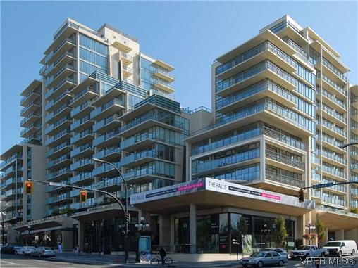 Main Photo: 508 707 Courtney Street in VICTORIA: Vi Downtown Residential for sale (Victoria)  : MLS®# 319075