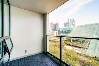 """Photo 17: 702 933 HORNBY Street in Vancouver: Downtown VW Condo for sale in """"Electric Avenue"""" (Vancouver West)  : MLS®# R2603331"""
