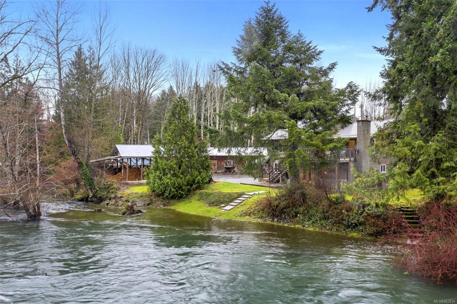 Main Photo: 76 Prospect Ave in : Du Lake Cowichan House for sale (Duncan)  : MLS®# 863834