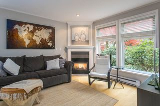 """Photo 1: 106 2588 ALDER Street in Vancouver: Fairview VW Condo for sale in """"BOLLERT PLACE"""" (Vancouver West)  : MLS®# R2014065"""