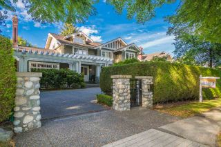 Photo 1: 1275 LAURIER Avenue in Vancouver: Shaughnessy House for sale (Vancouver West)  : MLS®# R2193912