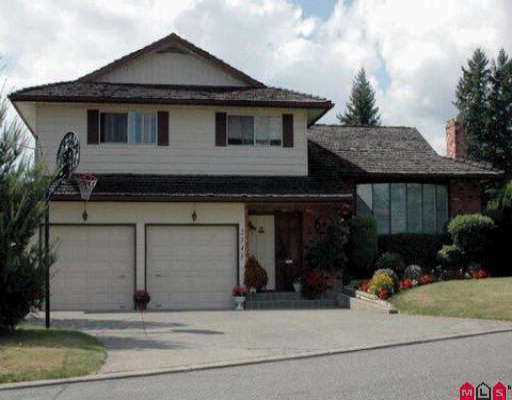 "Main Photo: 2345 RIDGEWAY ST in Abbotsford: Abbotsford West House for sale in ""Near Centennal Park"" : MLS®# F2518606"