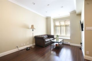 """Photo 3: 220 5588 PATTERSON Avenue in Burnaby: Central Park BS Townhouse for sale in """"DECORUS"""" (Burnaby South)  : MLS®# R2111727"""