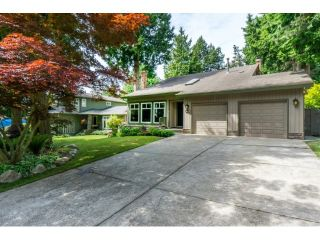 """Photo 1: 12597 20TH Avenue in Surrey: Crescent Bch Ocean Pk. House for sale in """"Ocean Park"""" (South Surrey White Rock)  : MLS®# F1442862"""