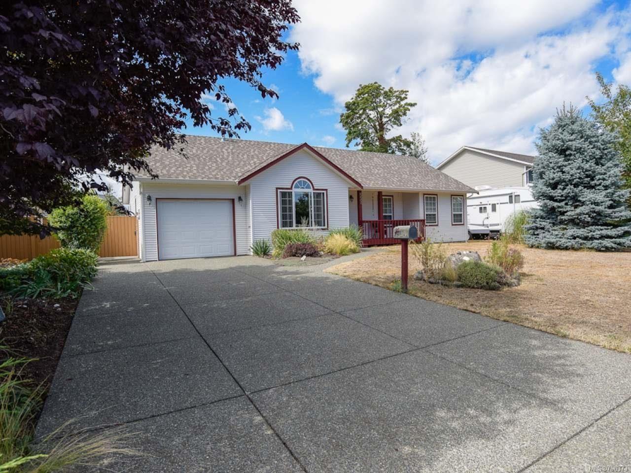 Main Photo: 557 HAIDA STREET in COMOX: CV Comox (Town of) House for sale (Comox Valley)  : MLS®# 796373