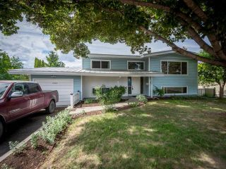Photo 1: 1850 HYCREST PLACE in Kamloops: Brocklehurst House for sale : MLS®# 162542